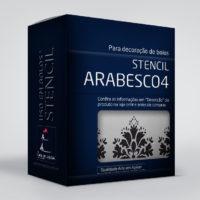 Stencil ARABESCO 4