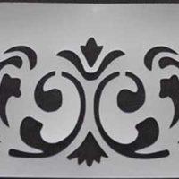 Stencil ARABESCO 7