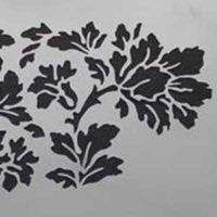 Stencil ARABESCO 6 FLORAL