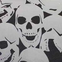Stencil CAVEIRA 1