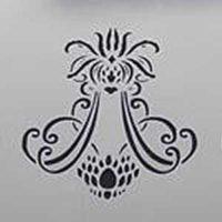 Stencil PINGENTE