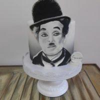Bolo Charles Chaplin