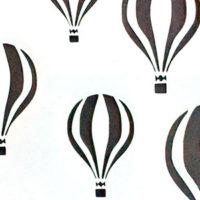 Stencil Balões