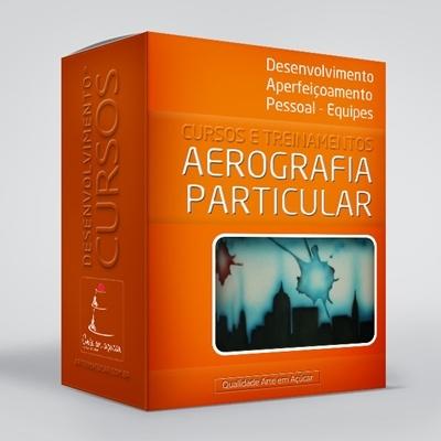 arte em acucar curso de aerografia particular c01 p box single