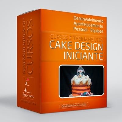 arte em acucar curso de cake design iniciante c04 box single