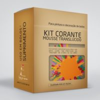 arte em acucar kit corante mousse ac2 box single