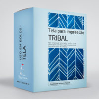 arte em acucar tela tribal cs89 single