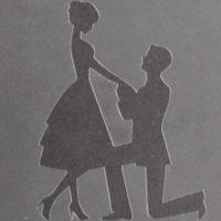 arte em acucar stencil casal st43 cover